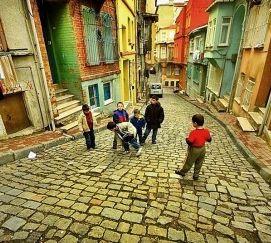 sokak bizim